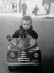 Серьёзен был не по годам-Шумахером не стал..однако