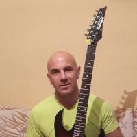 моя подруга гитара