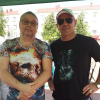 с В.Захаровым
