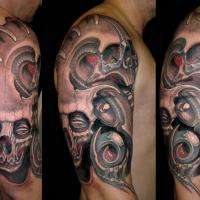 татуировки (изображений 10)