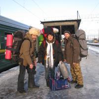 Тула. Мы начинаем свой путь (изображений 7)   В первый мой альбом вошли фотографии зимней прогулки автостопом на Север.