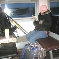 По зимним трассам да с ветерком (изображений 7)