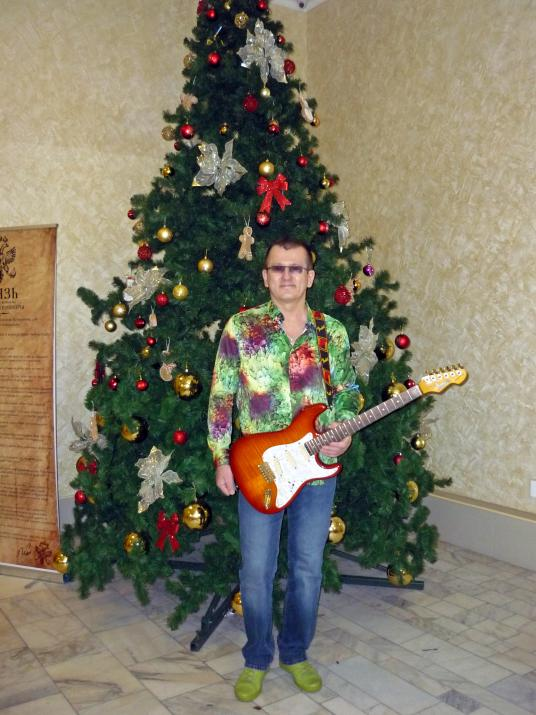Новогодние музыкальные вечера, в Cronwell Parke НИКА