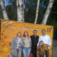 Душевная осень в Кузьминках