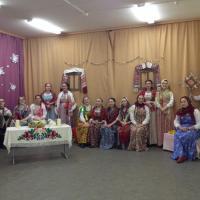 Экзамен по режиссуре фольклорно-этнографического театра