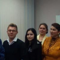 С Юрием Щербаковым