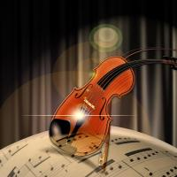 Скрипка-Лиса