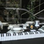 Свадебный стол  клавишника