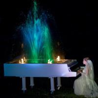 Свадебный рояль