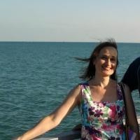 Лето,море и я
