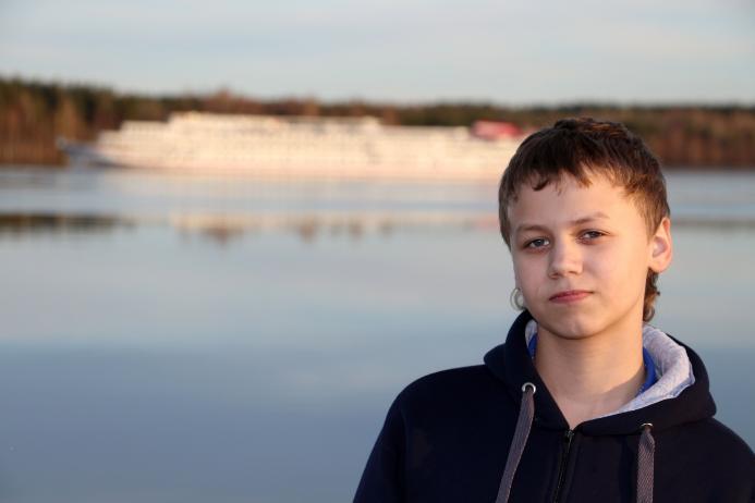Моя семья - Россия