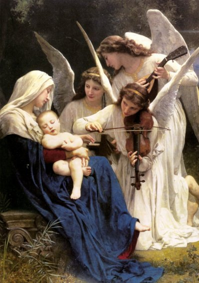Ангелы Небесные