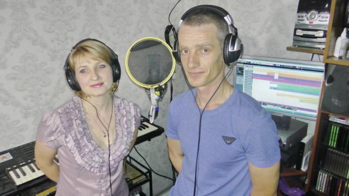 Краснощёк Александр и Лемешева Татьяна
