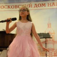 Анечка Кристиниа 7 лет
